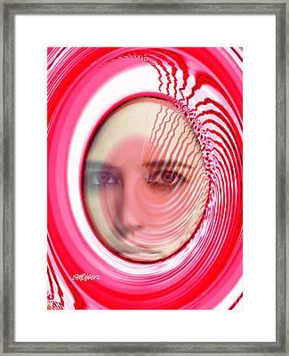 Migraine Framed Print by Seth Weaver