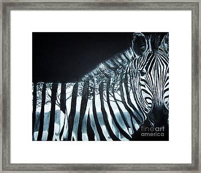 Migration Framed Print