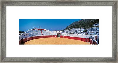 Mijas Spain Framed Print by Panoramic Images