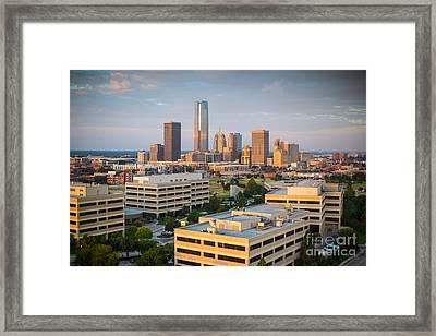 Mil001-103 Framed Print by Cooper Ross