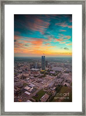 Mil001-37 Framed Print