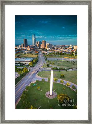 Mil001-73 Framed Print by Cooper Ross