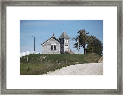 Milam Chapel Framed Print