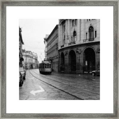 Milano Framed Print by Eugenia Kirikova
