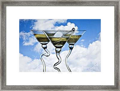 Mile High Club Framed Print