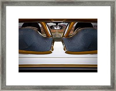 Mile Marker 13 Framed Print by Douglas Pittman