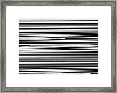 Militarisent Framed Print by Jeff Iverson
