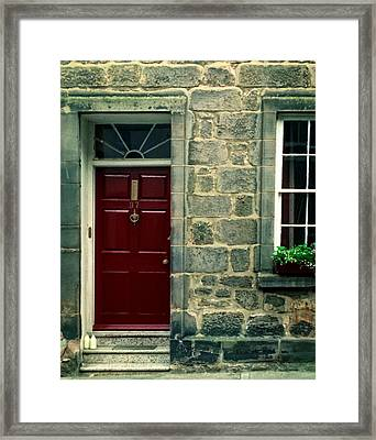 Milk Delivery Framed Print by Greg Mimbs