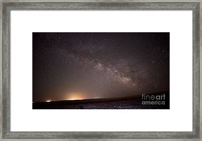 Milky Way Framed Print by Dianne Phelps