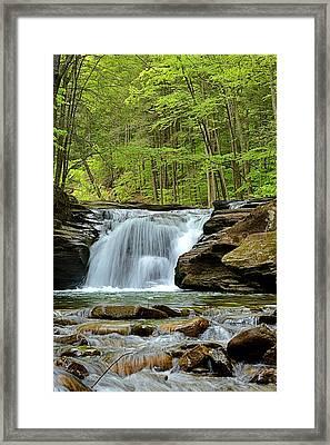 Mill Creek Falls #2 Framed Print