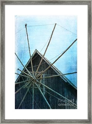Mill  Framed Print by Lali Kacharava