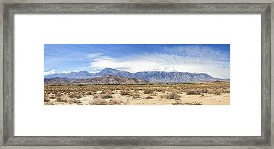 Mill Pond Perspective Framed Print