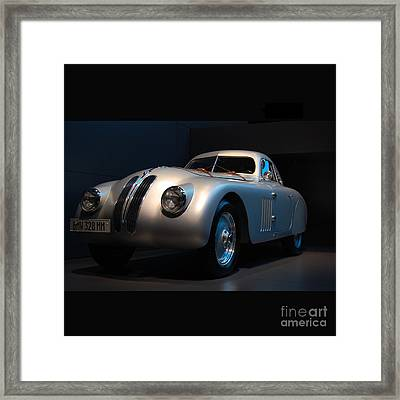 Mille Miglia Framed Print by Jos Van de Venne