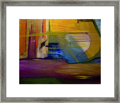 Millenium Park Framed Print by Dick Bourgault
