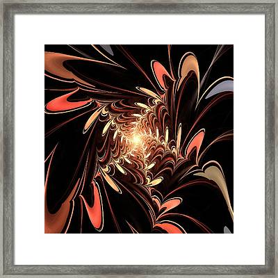 Million Hearts Framed Print by Anastasiya Malakhova