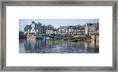 Millport Harbour Framed Print