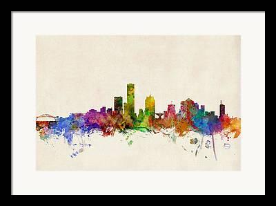 Milwaukee Framed Prints