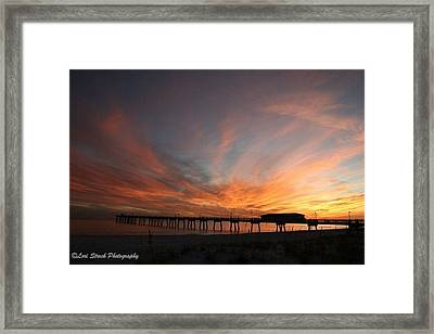 Mind Body And Soul Framed Print