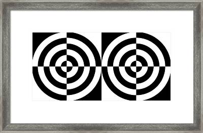 Mind Games 2 Framed Print by Mike McGlothlen