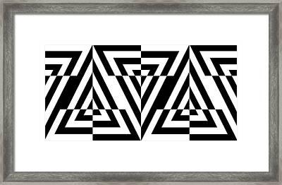 Mind Games 20 Framed Print