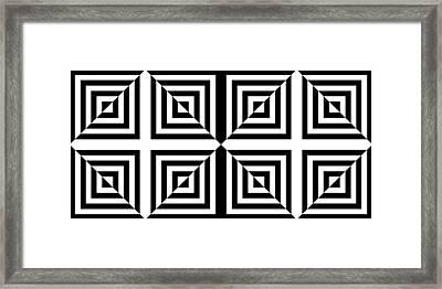 Mind Games 26 Framed Print by Mike McGlothlen
