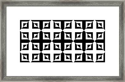 Mind Games 38 Framed Print by Mike McGlothlen