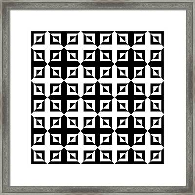 Mind Games 40 Framed Print by Mike McGlothlen