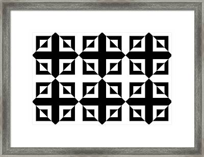 Mind Games 42 Se Framed Print by Mike McGlothlen