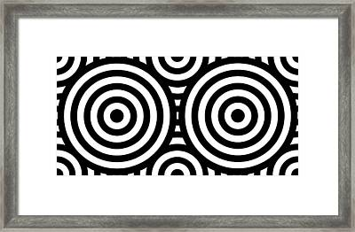 Mind Games 53 Framed Print by Mike McGlothlen