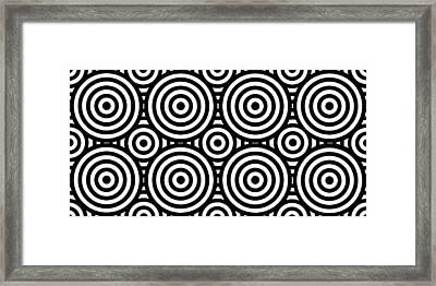 Mind Games 56 Framed Print