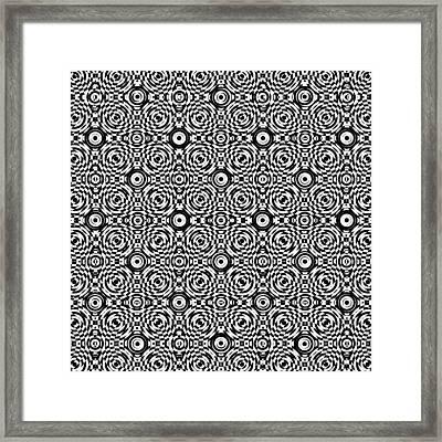 Mind Games 62 Se Framed Print by Mike McGlothlen