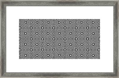 Mind Games 63 Se Framed Print by Mike McGlothlen