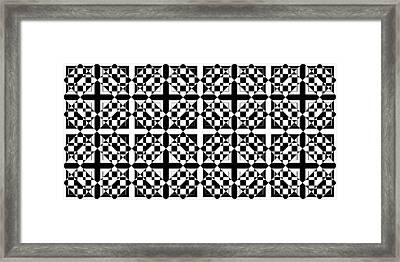 Mind Games 72 Se Framed Print