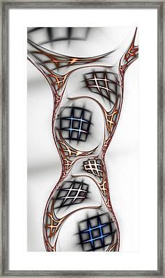 Mind Games Framed Print by Anastasiya Malakhova
