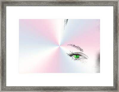 Mind Over Body Framed Print