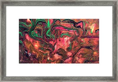 Mind Over Matter Framed Print by Lisa Williams
