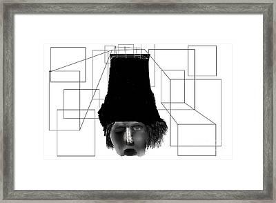 Mindfull Framed Print by Rc Rcd