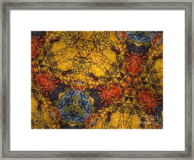 Mindfulness Framed Print