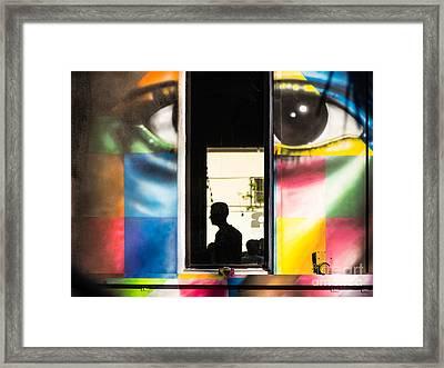 Mind's Eye Framed Print