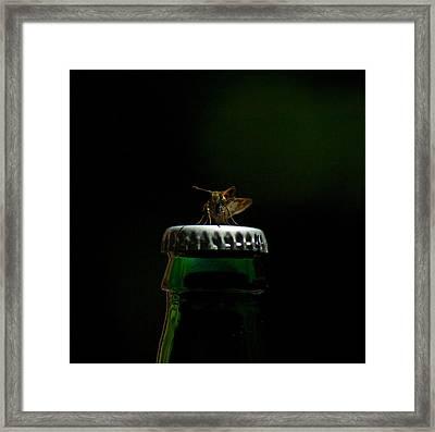 Mine Framed Print by Simone Ochrym