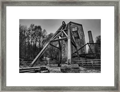 Minera Lead Mines Framed Print by Ian Mitchell