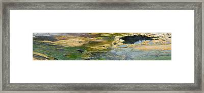 Mineral Springs At The Emerald Terrace Framed Print by Panoramic Images