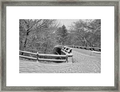 Mine Falls Park - Nashua New Hampshire Framed Print