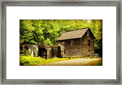 Mingus Mill Framed Print