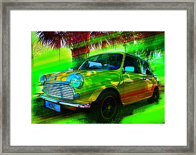 Mini Framed Print by Doug Walker