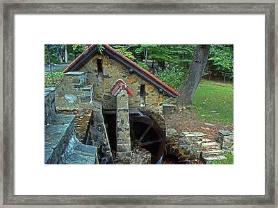 Mini Mill Framed Print