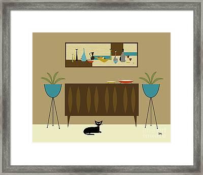 Mini Still Life Framed Print
