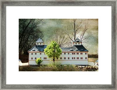 Miniatures Augustusburg Framed Print by Heike Hultsch