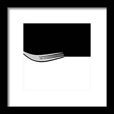 Cutlery Framed Prints