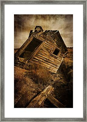Quartz Mountain 8 Framed Print by YoPedro